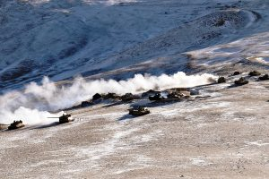 India, China military talks fail