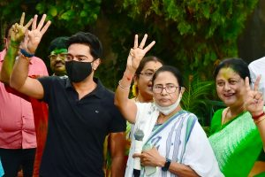 Mamata Banerjee secures huge victory over BJP rival in Bhabanipur by-election