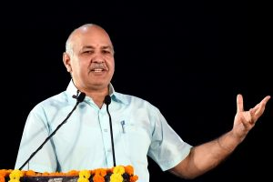 Sisodia claims over 100 cr Covid vaccinations could be possible 6 months ago