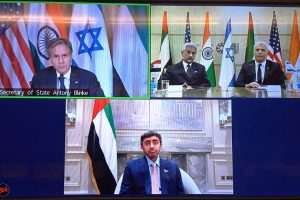 'New Quad' in making: India, Israel, US, UAE ministers hold joint meet