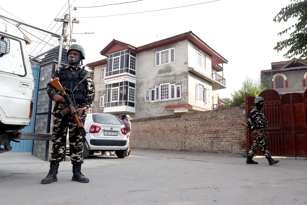 NIA, Kashmir, National Investigation Agency