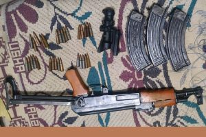 Night vision device, arms, ammunition dropped in Jammu by Pakistani drone seized by police