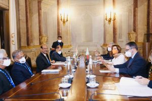 LS Speaker Om Birla pitches for integrated global action policy at G20 Parliamentary Speaker's summit