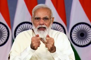 We can't lower guard in fight against Covid-19: Modi