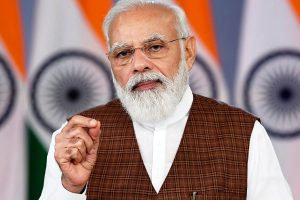 PM praises efforts of domestic vaccine manufacturers in achieving100 crore vaccinations