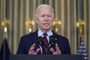 'Get out of the way': Biden slams Republicans on debt limit