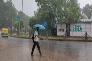 Southwest monsoon likely to withdraw on Oct 26: IMD
