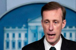 US NSA Sullivan meets French Ambassador at White House