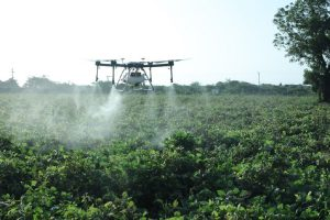 India becomes first country to commercial produce and spray Nano Urea through Drone