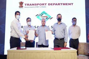 Delhi Transport Department launches social media campaign #SadakSurakshitDilliSurakshit
