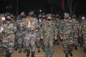 India, Lanka begin mega military exercise to counter terror