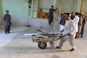 Kandahar mosque bombings toll reaches 47, IS claim responsibility