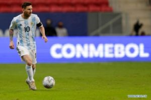 World Cup qualifiers: Cut supply to Messi, Paraguay players told