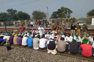 UP on high alert for farmers' 'rail roko' protest today