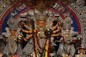 Goddess Aradhana on Maha Asthami
