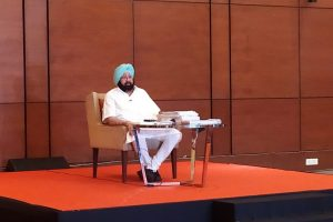 Capt Amarinder floats his party, alliance with BJP likely