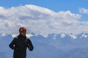 First female runner to complete Manali to Leh Ultramarathon