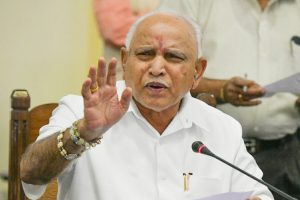 Yediyurappa may face ED probe after IT raids on his close aide