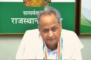 Gehlot to meet Sonia a day ahead of CWC, Cabinet reshuffle likely