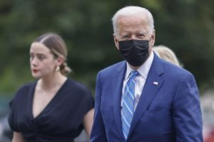 Daunting challenges from low poll numbers to Covid plague Biden presidency