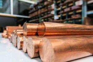 Copper spikes on spot demand