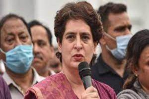 Kept in illegal confinement: Priyanka Vadra