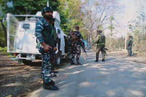 Terrorist involved in killing of UP carpenter killed in J&K gunfight