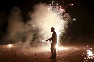 Odisha government bans firecrackers during festive season