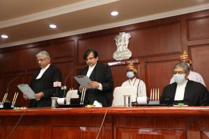 Two judges transferred to Orissa High Court sworn-in