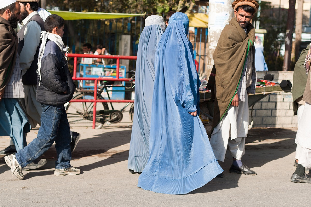 Afghanistan, Taliban, Women Rights, Social and Political Rights for Women