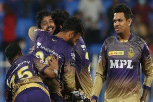 KKR beat Delhi Capitals by 3 wickets : IPL 2021 Qualifier 2