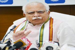 Complaint against Haryana CM over alleged remark against farmers