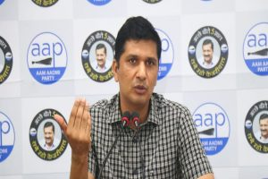 Cleanliness and better revenue mechanism to be top priority of AAP in MCD