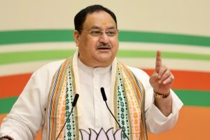 Nadda accuses opposition for throwing spanner in centre's efforts to implement schemes