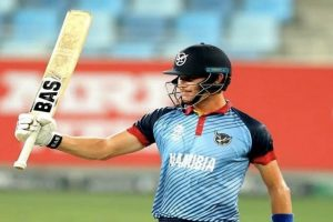 T20 WC, Rd 1: Namibia has nothing to loose and everything to gain, says Erasmus