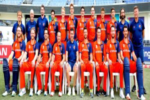 T20 WC, RD 1: 'Greatest Netherlands squad ever' ready for Ireland challenge, says Ryan Campbell
