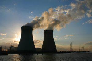 Nuclear row