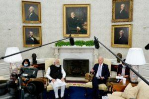 High-level officials to push India-US agenda set by Modi, Biden