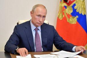 Putin says AUKUS harms regional stability