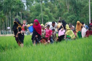 Nearly 13,000 from coup-hit Myanmar sheltering in Mizoram: Officials