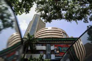 Sensex rallies 534 pts; Nifty ends near 17,700
