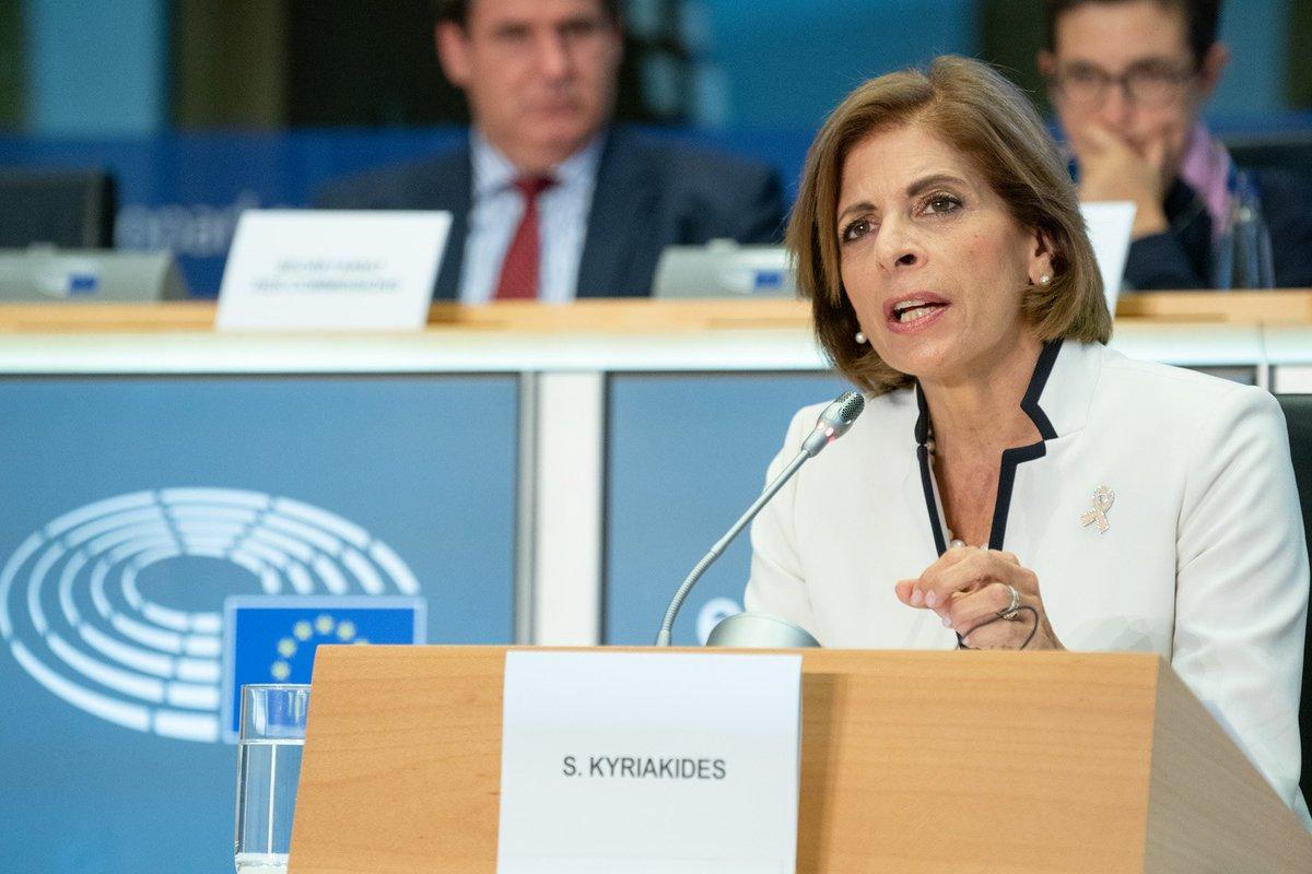 EU's health commissioner warns of 'twindemic' of Covid, seasonal flu