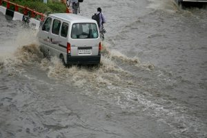 Smart solutions sought to New Town waterlogging